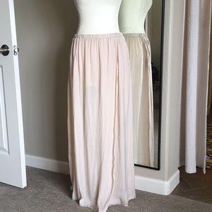 Zara maxi skirt!